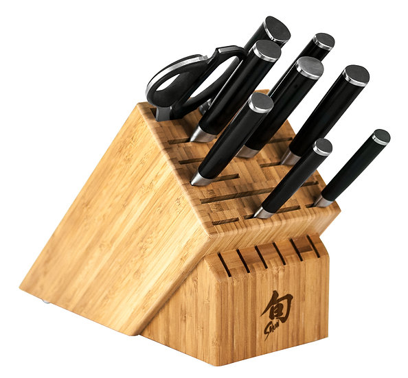 Classic 10 Piece Chef's Block Set