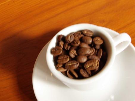 コーヒーとカフェイン