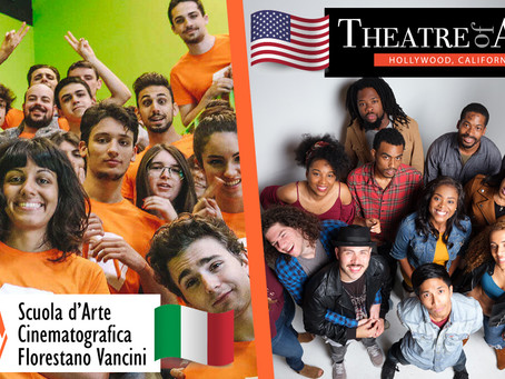 Student Exchange Program Announced With Italy's Florestano Vancini School of Cinematic Arts