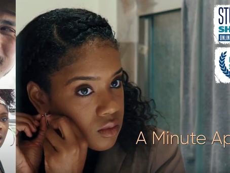 """A Minute Apart"" World Premiere @ Student Shorts Film Festival"