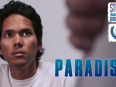 """Paradise"" World Premiere @ Student Shorts Film Festival"