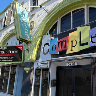 Theatre of Arts @ The Complex Hollywood