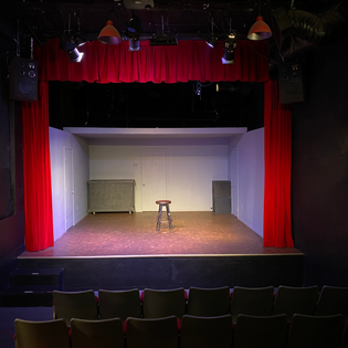 Ruby Theatre Stage