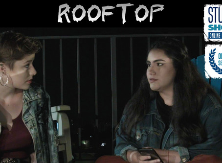 """""""Rooftop"""" World Premiere @ Student Shorts Film Festival"""