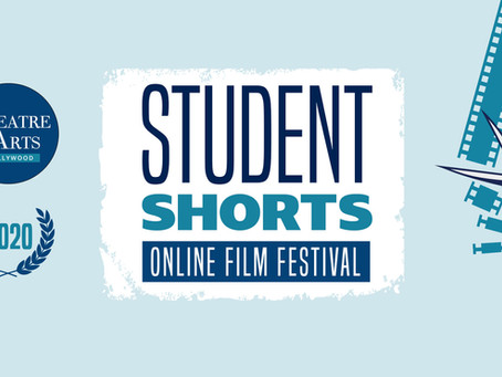 Announcing the 2020 Student Shorts Online Film Festival