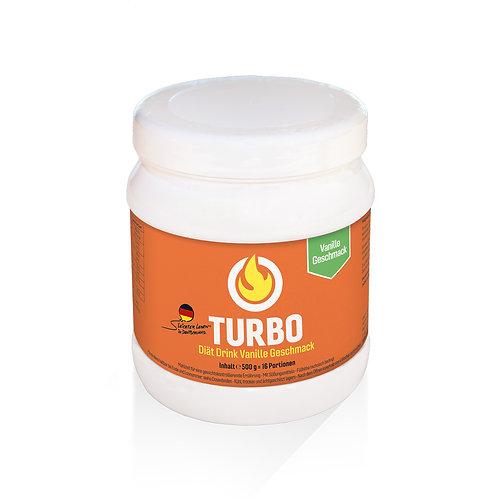 Turbo Vanillegeschmack - der Mahlzeitenersatz