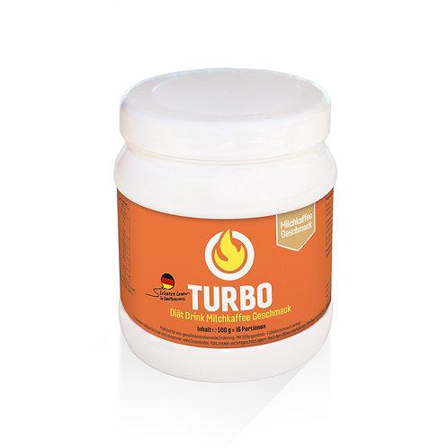 Turbo Milchkaffee Geschmack - der Mahlzeitenersatz