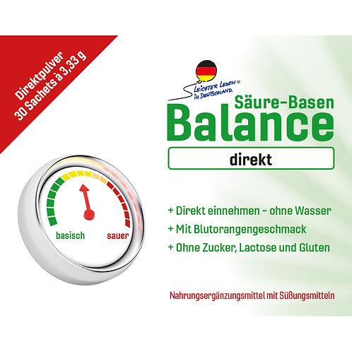 leichter leben Säure-Basen-Balance Pulver Direkt