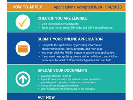 $15,000 Emergency Mortgage Assistance
