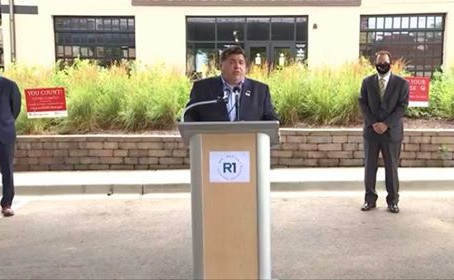 Gov. Pritzker joins Mayor McNamara in Rockford to discuss the 2020 U.S. Census & being counted