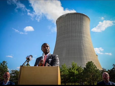 Rep. West Celebrates the Byron Nuclear Plant Remaining Open