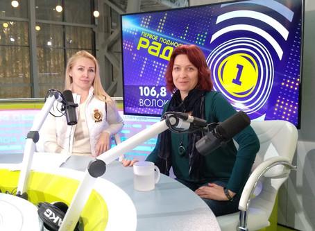 Выступление на Радио1