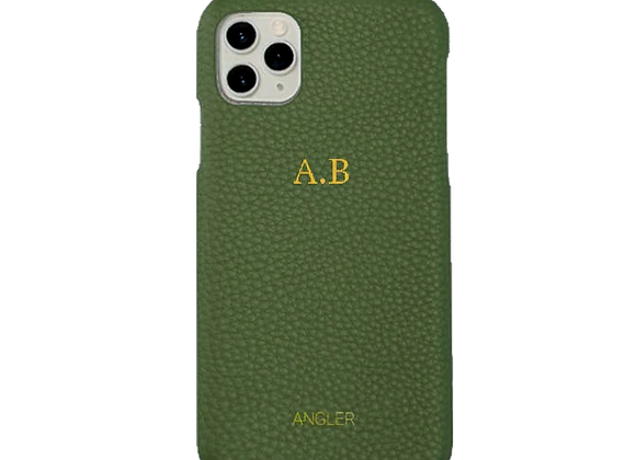 iPhone case olive