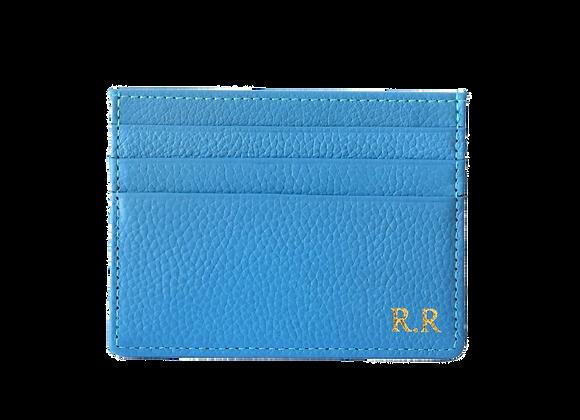 Card holder Light blue