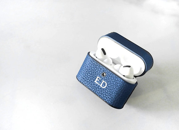 AirPods pro case blue