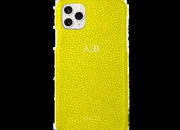 Phone case Yellow