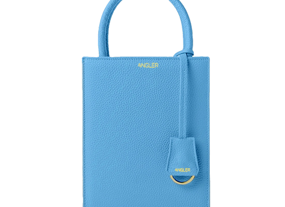 Angler classic bag - light blue