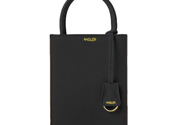 Angler classic bag - black