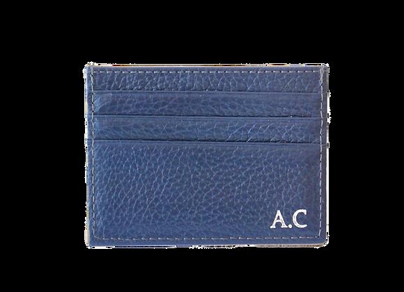 Card holder Blue