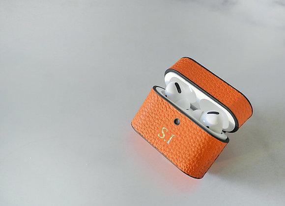 AirPods pro case orange