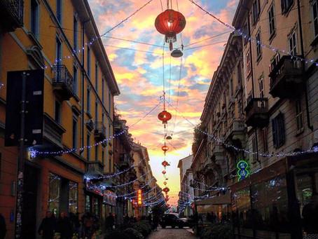 PAOLO SARPI - La Chinatown de Milan