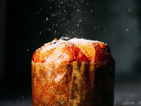 Le dessert par excellence italien - le Panettone !!!