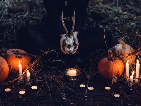 Halloween... cette année se fête à la maison!!!