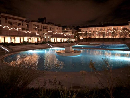 Le top des piscines Milanaises