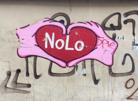 Nolo, un des nouveaux quartiers de Milan