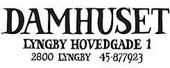 Damhuset lyngby logo