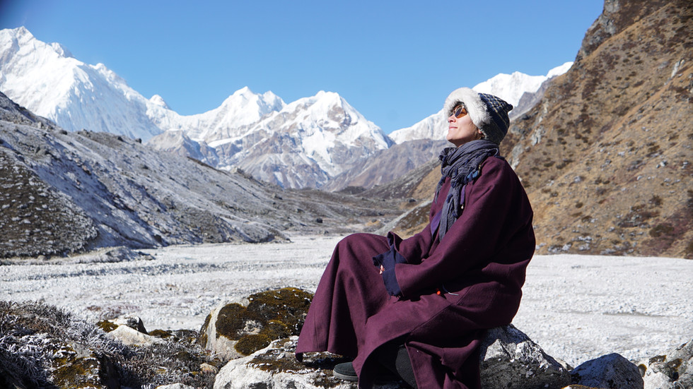 Woman With Altitude