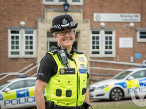 New beat for Dudley's top cop