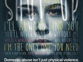 Helpline supports domestic abuse victims