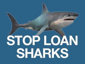 Avoid loan sharks this Christmas