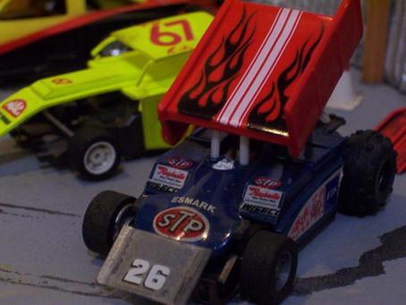 STP Sprint Car