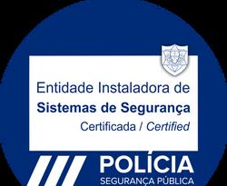 Empresa Instaladora Certificada de Sistemas de Segurança