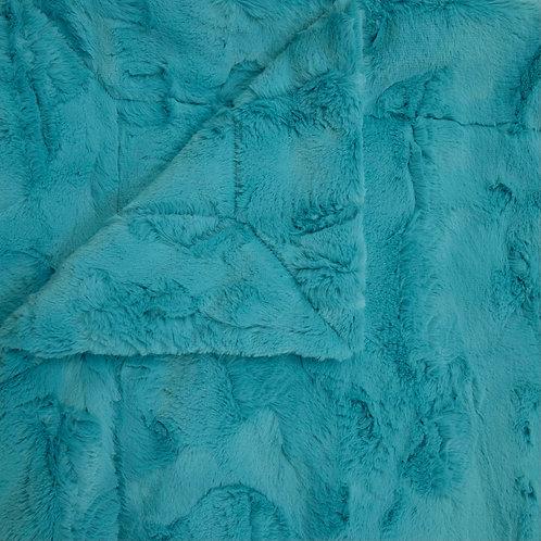 Caribbean Blue Hide