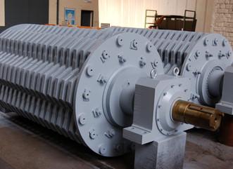 Rotor de broyage