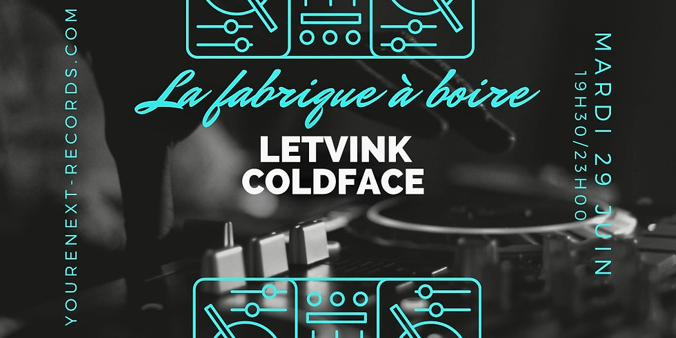 You're Night welcome back ! w/ Coldface, Letvink