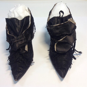 National Trust - C18th Shoes