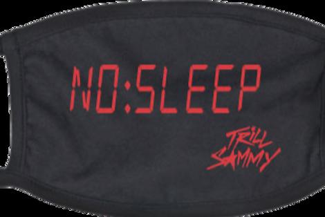 NO SLEEP VOL1 FACE MASK