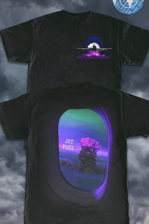 """JetFuel"" T-shirt"