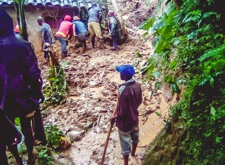Floods + Landslides in Rwanda