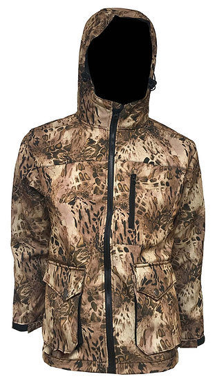 Performance Fleece Hooded Jacket