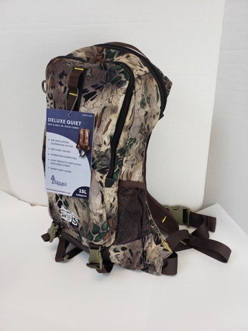 Deluxe Quiet 900 Cubic Inch MP pack