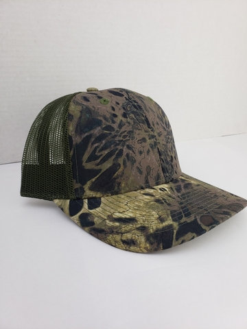 Mesh Back Blank Hats