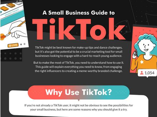 Advertising for Small Business on TikTok