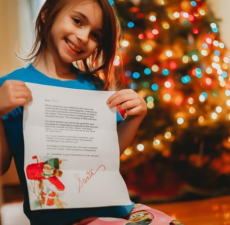 Santas Letter!