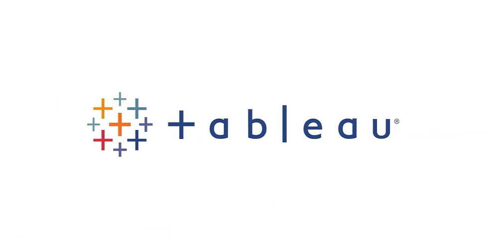 (置頂活動)Tableau 基礎 Desktop學習課程