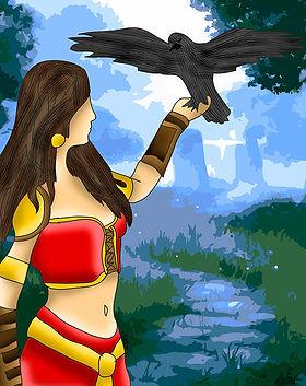 Morrigan Celtic Raven Goddess_SAMPLE.jpg